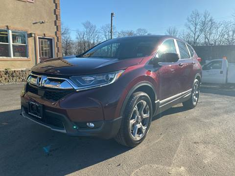 2018 Honda CR-V for sale at Euro 1 Wholesale in Fords NJ