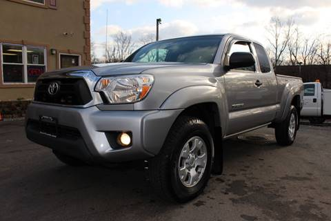 2014 Toyota Tacoma V6 for sale at Euro 1 Wholesale in Fords NJ