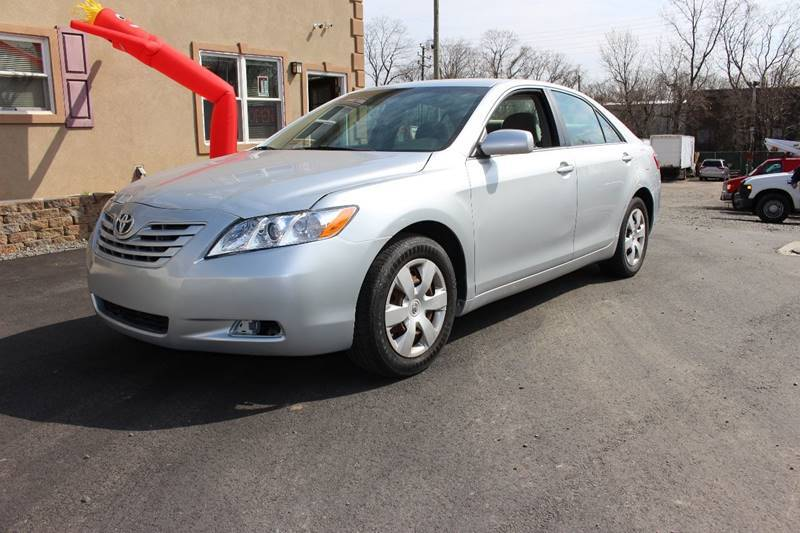 2007 Toyota Camry for sale at Euro 1 Wholesale in Fords NJ