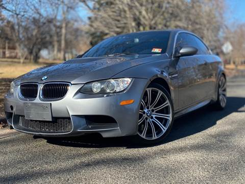 2010 BMW M3 for sale at Euro 1 Wholesale in Fords NJ