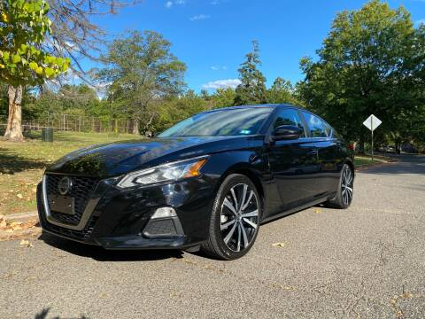 2019 Nissan Altima for sale at Euro 1 Wholesale in Fords NJ
