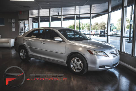 2009 Toyota Camry for sale at Fortis Auto Group in Las Vegas NV