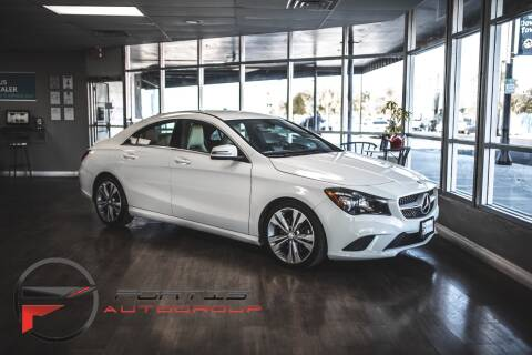 2014 Mercedes-Benz CLA for sale at Fortis Auto Group in Las Vegas NV