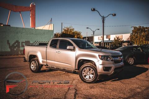 2016 Chevrolet Colorado for sale at Fortis Auto Group in Las Vegas NV