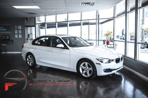2014 BMW 3 Series for sale at Fortis Auto Group in Las Vegas NV