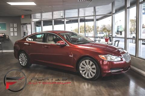 2009 Jaguar XF for sale at Fortis Auto Group in Las Vegas NV