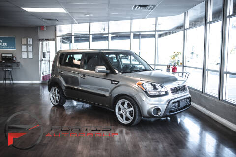 2013 Kia Soul for sale at Fortis Auto Group in Las Vegas NV