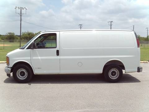 2000 Chevrolet Express Cargo for sale in San Antonio, TX
