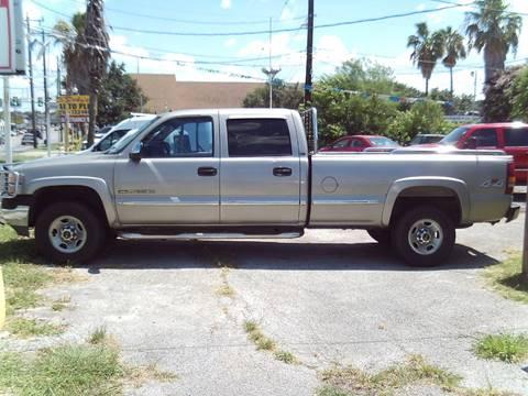 2001 GMC Sierra 2500HD for sale in San Antonio, TX