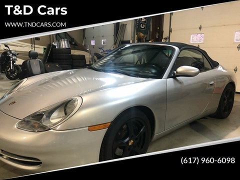 2000 Porsche 911 for sale in Holbrook, MA