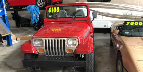 1994 Jeep Wrangler for sale in Holbrook, MA