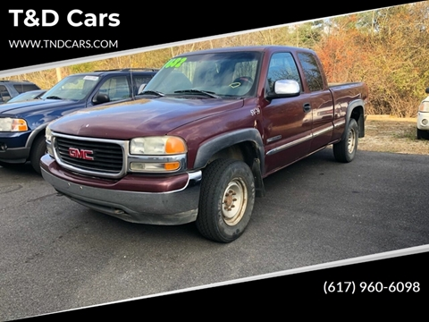 2000 GMC Sierra 2500 for sale in Holbrook, MA
