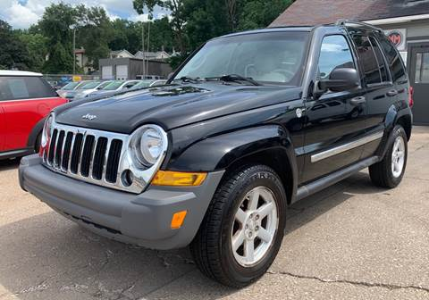 2007 Jeep Liberty for sale in Rock Island, IL