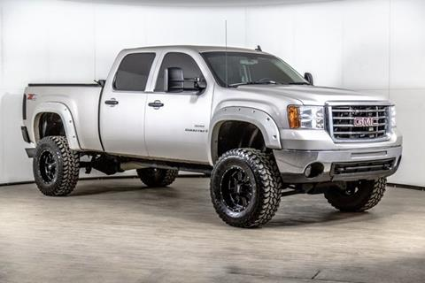 2008 GMC Sierra 2500HD for sale in Hillsboro, OR