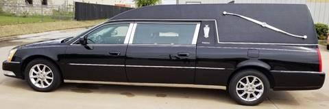 Cars For Sale in Tulsa, OK - FRANSISCO & MONROE FUNERAL CAR