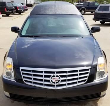 2008 Cadillac Deville Professional