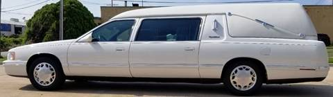 1999 Cadillac Deville Professional for sale in Tulsa, OK