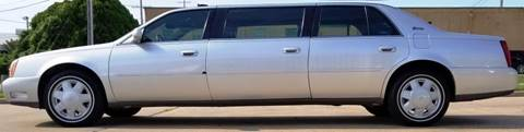 2000 Cadillac Deville Professional for sale in Tulsa, OK