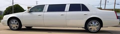 2006 Cadillac Deville Professional for sale at FRANSISCO & MONROE FUNERAL CAR SALES LLC in Tulsa OK