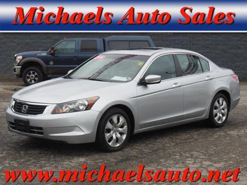 2010 Honda Accord for sale in Carmichaels, PA