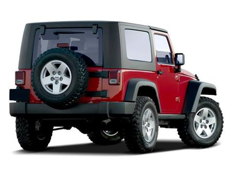 2009 Jeep Wrangler for sale in Fayetteville, AR