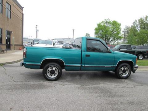 1993 GMC Sierra 1500 for sale in Fayetteville, AR