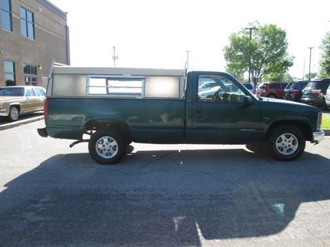 1998 GMC Sierra 1500 for sale in Fayetteville, AR