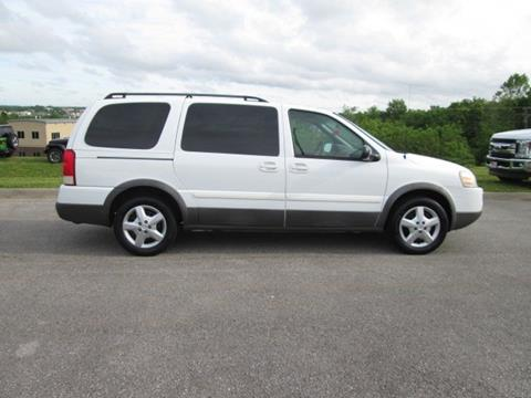 2005 Pontiac Montana SV6 for sale in Fayetteville, AR