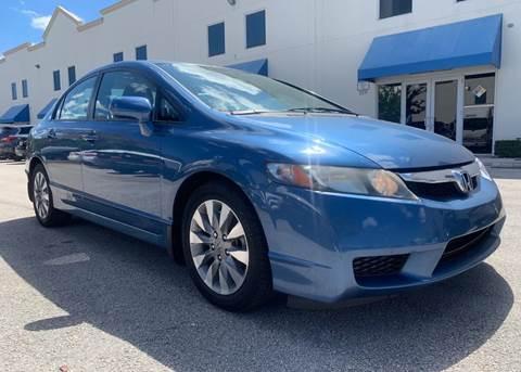 2009 Honda Civic for sale in Pompano Beach, FL