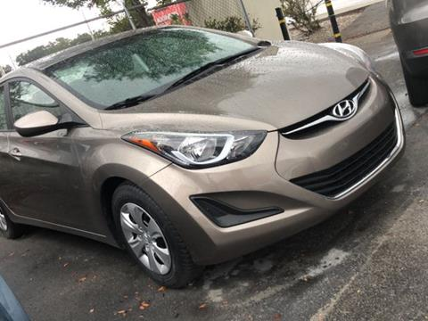 2016 Hyundai Elantra for sale in Hollywood, FL