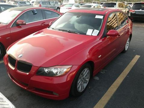 2007 BMW 3 Series for sale at Boss Automotive in Hollywood FL