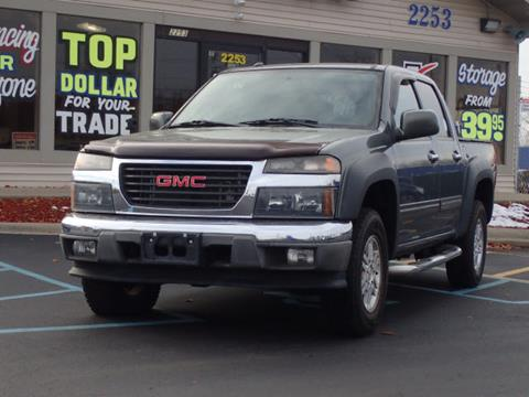2011 GMC Canyon for sale in Waterford, MI