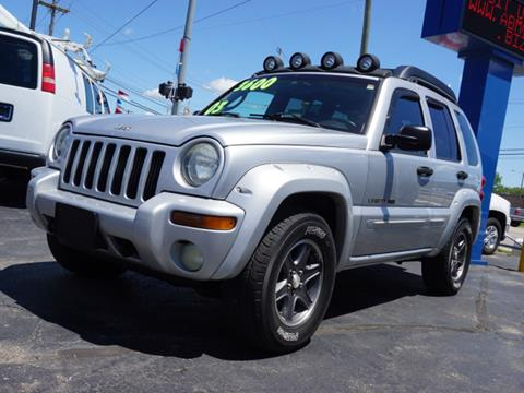 2003 Jeep Liberty for sale in Roseville, MI