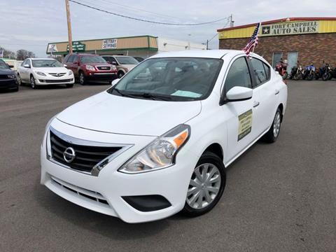2015 Nissan Versa for sale in Clarksville, TN