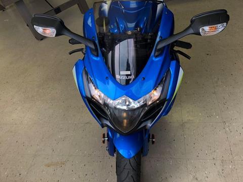 2016 Suzuki GSX