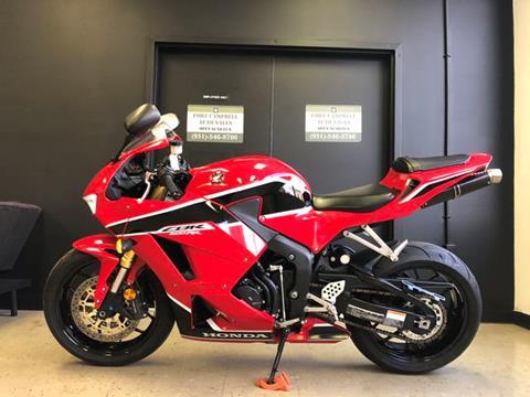 2017 Honda CBR600RR for sale in Clarksville, TN