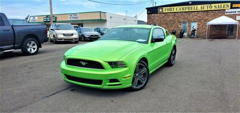 2013 Ford Mustang for sale in Clarksville, TN