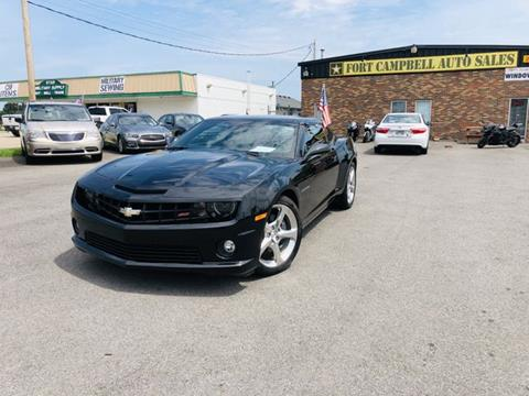 2013 Chevrolet Camaro for sale in Clarksville, TN