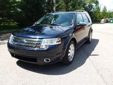 2009 Ford Taurus X for sale in Imlay City, MI