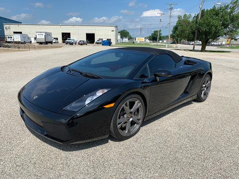 2008 Lamborghini Gallardo for sale in Springfield, IL