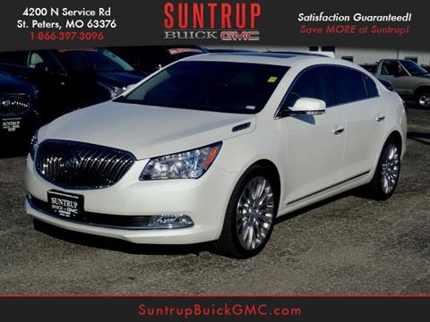 2016 Buick LaCrosse for sale in Saint Peters, MO