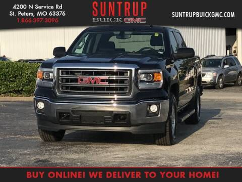 2014 GMC Sierra 1500 for sale at SUNTRUP BUICK GMC in Saint Peters MO