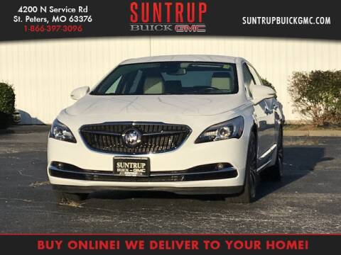 2018 Buick LaCrosse for sale at SUNTRUP BUICK GMC in Saint Peters MO