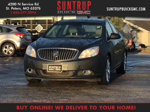 2016 Buick Verano for sale at SUNTRUP BUICK GMC in Saint Peters MO