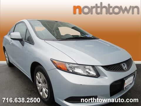 2012 Honda Civic for sale in Tonawanda, NY