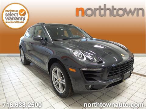 2018 Porsche Macan for sale in Tonawanda, NY