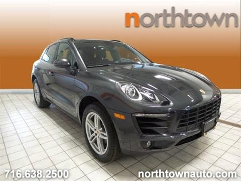 2018 Porsche Macan for sale in Tonawanda, NY