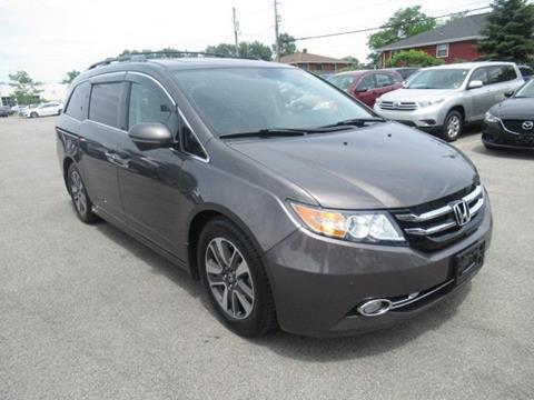 2016 Honda Odyssey for sale in Tonawanda, NY