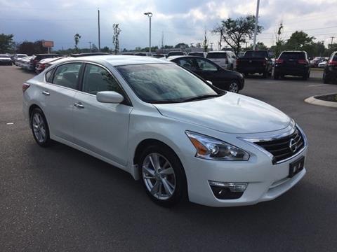 2015 Nissan Altima for sale in Tonawanda, NY