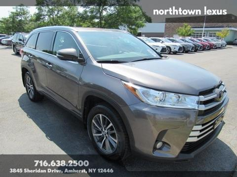 2018 Toyota Highlander for sale in Tonawanda, NY